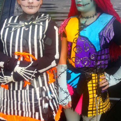 Sally and Jacki
