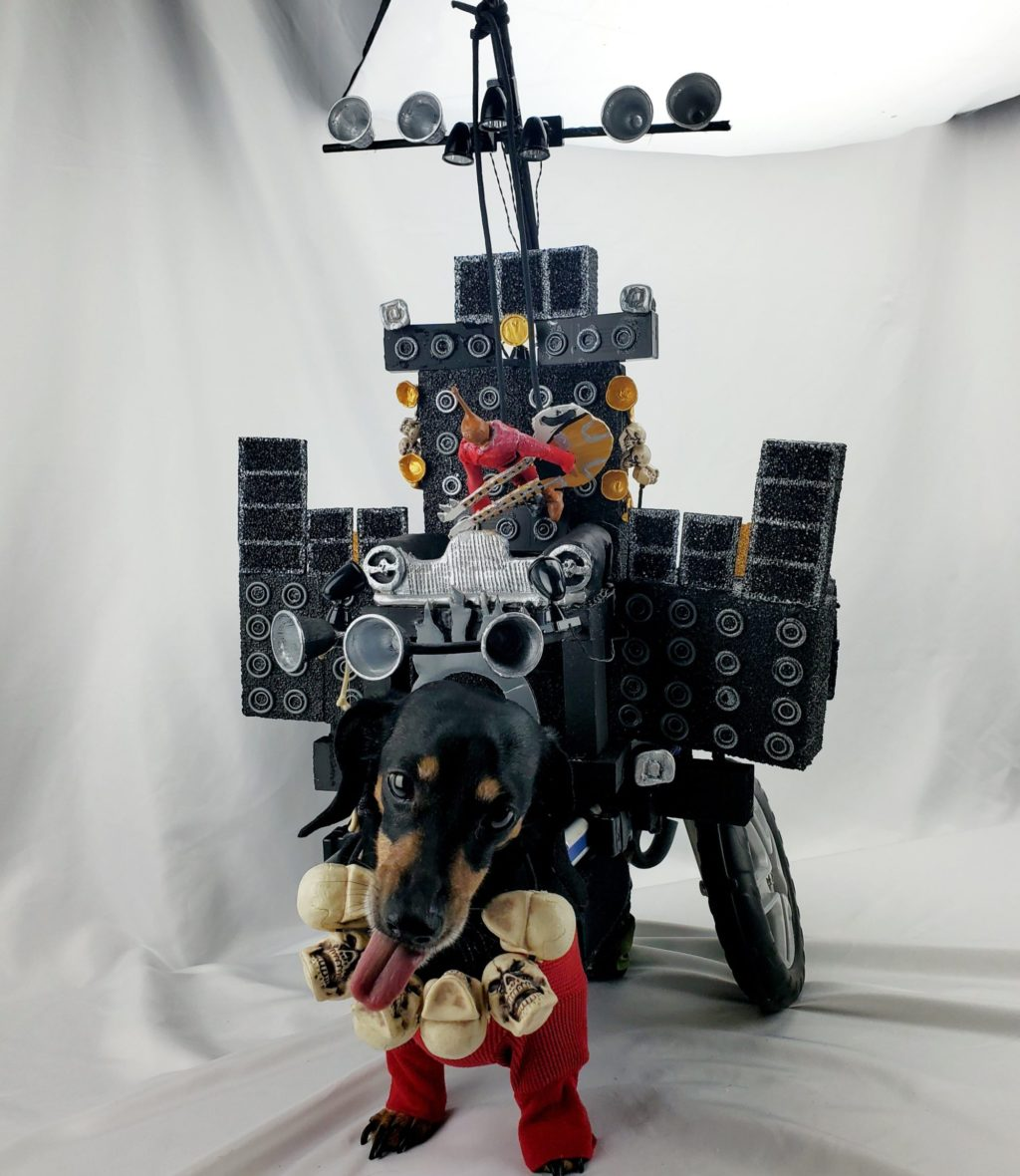 Mad Max Woof Wagon