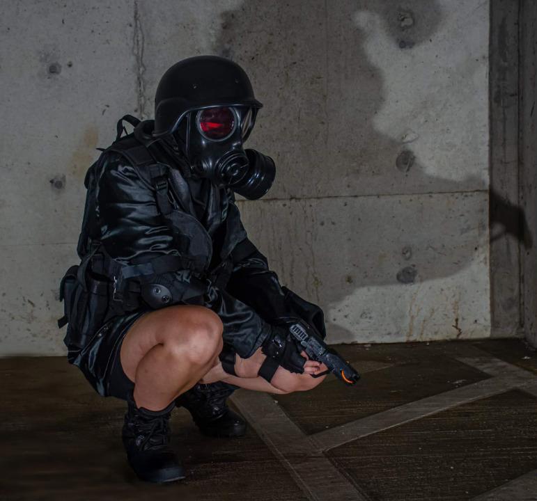 Ms. Death – Zombie Killer