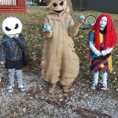 My Nightmares on Halloween!!!