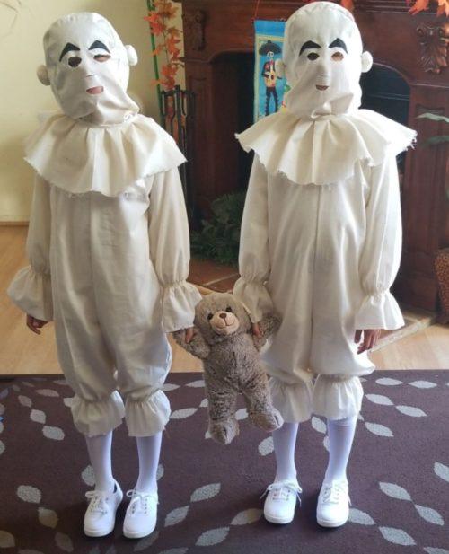 Miss Peregrine's Peculiar Twins
