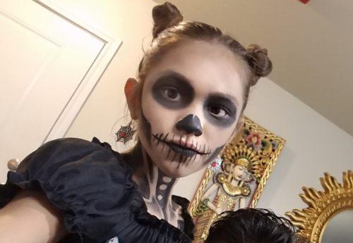Skelton Girl