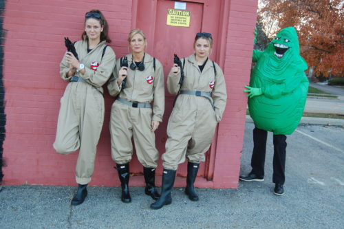 Who You Gonna Call Ghostbusters