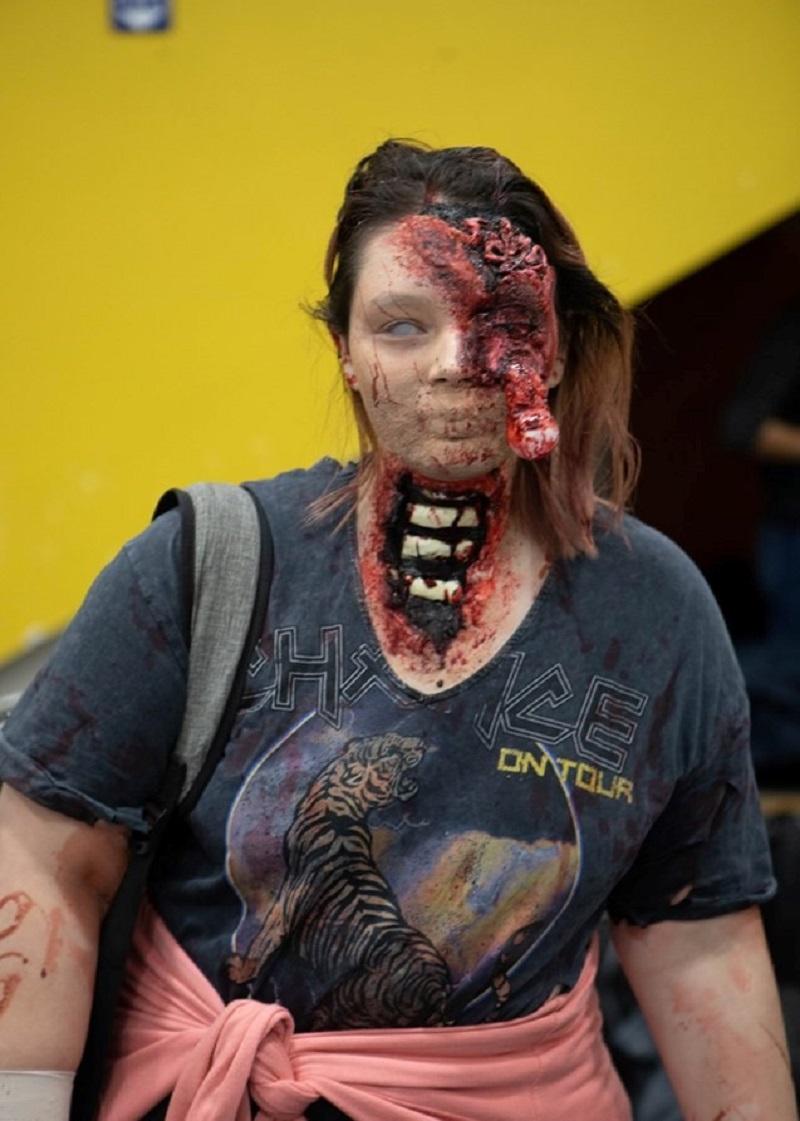 Zorta a Zombie