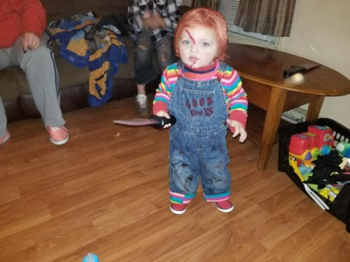 Hi! I'm Chucky and I'm Your Friend Til the End!!