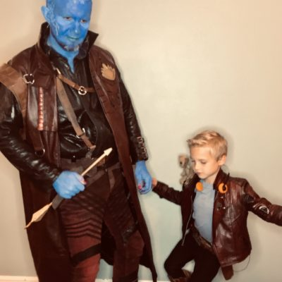 Guardians of MY Galaxy- Star-Lord dance-off!