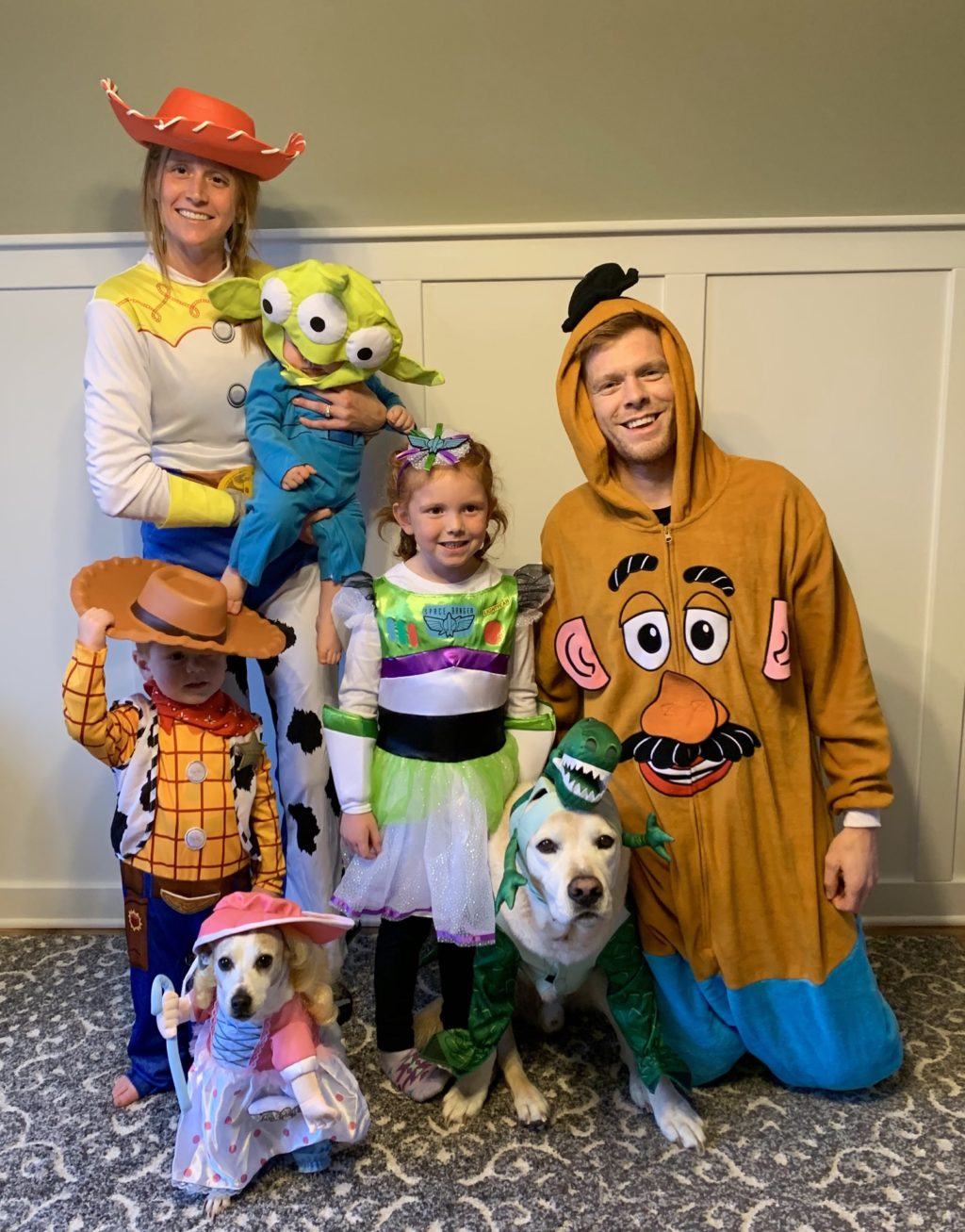 Toy Story Gang!