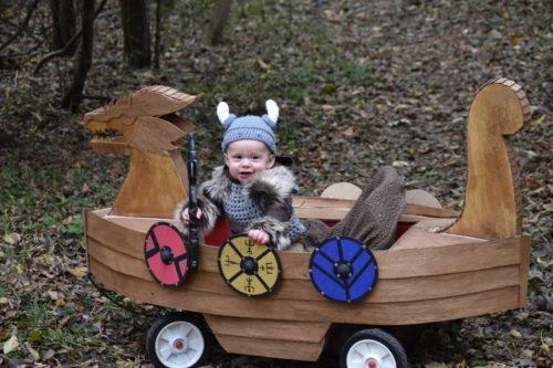 Baby Ragnar Viking