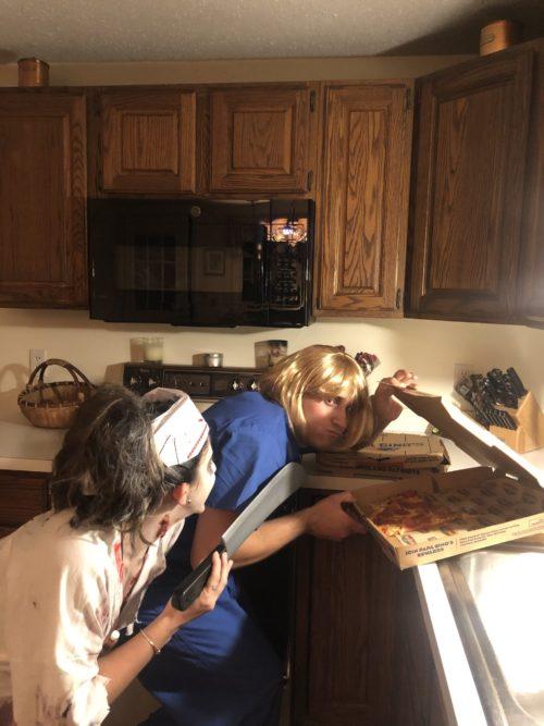 Pizza Burglar
