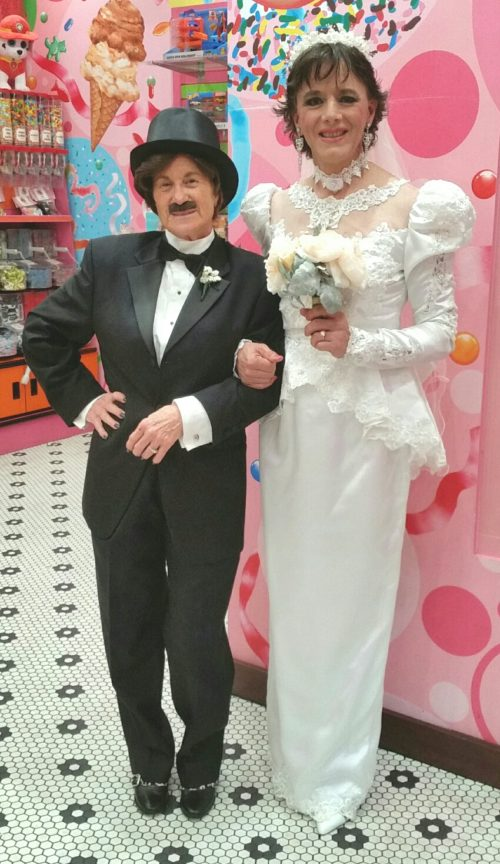 Roles Reverse Wedding