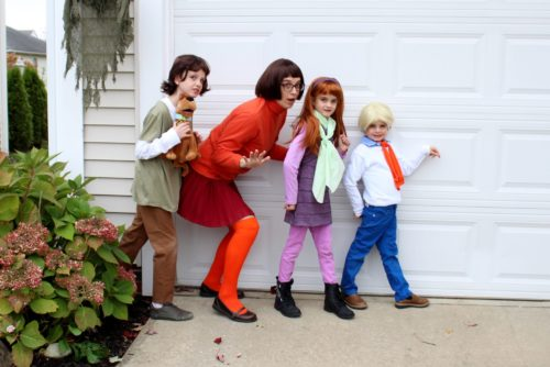 Mystery Inc. on the case!