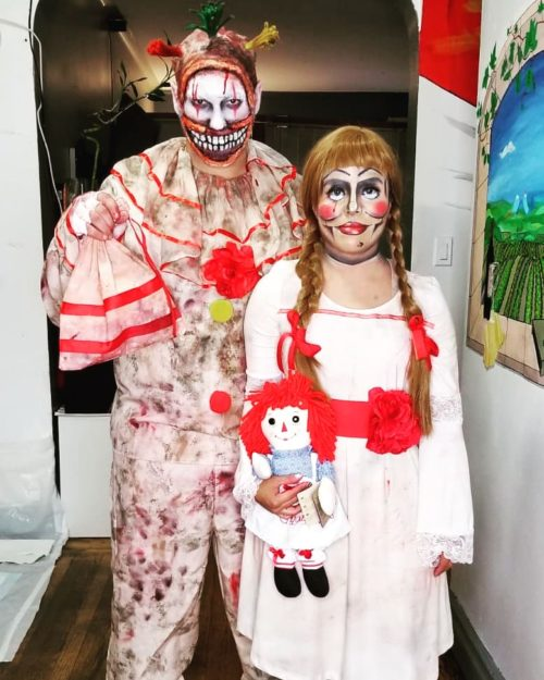 Twisty & Annabelle