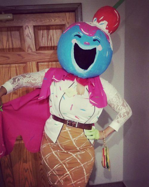 Mrs. Ice Cream
