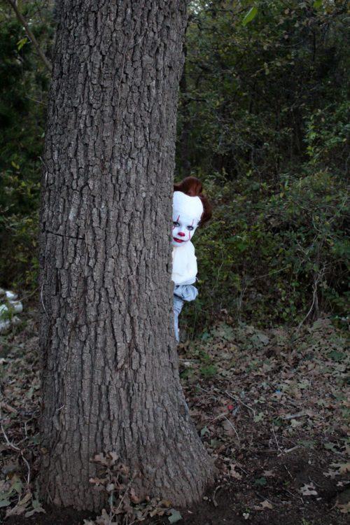 Creepy Mini-Pennywise