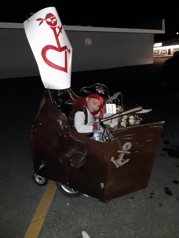 Wheelchair Pirate