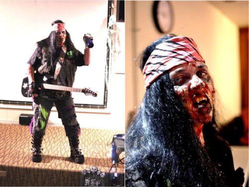 Rock 'Til I Drop………………..Dead!