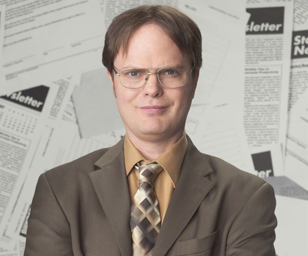 Dress Like Dwight Schrute Costume Halloween And Cosplay Guides