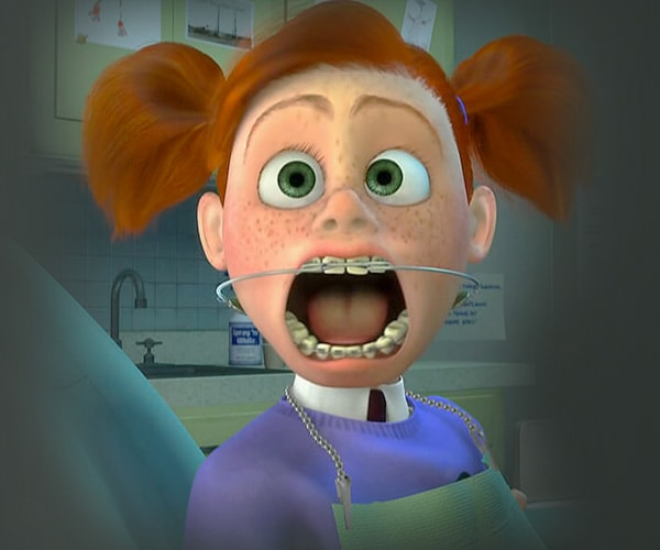 Image result for darla finding nemo
