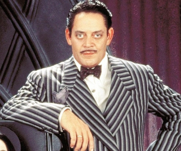 He Wouldnt Change His Familys Lifestyle Since He Believes His Family Should Live Life To The Fullest Gomez Addams