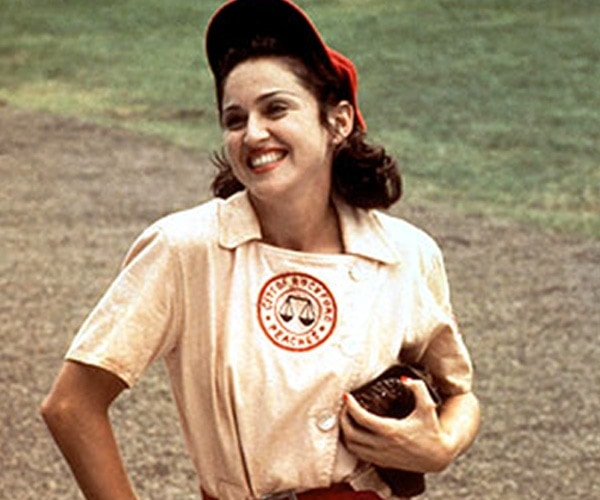 Rockford Peaches  sc 1 st  Costume Wall & Dress Like The Rockford Peaches Costume | Halloween and Cosplay Guides