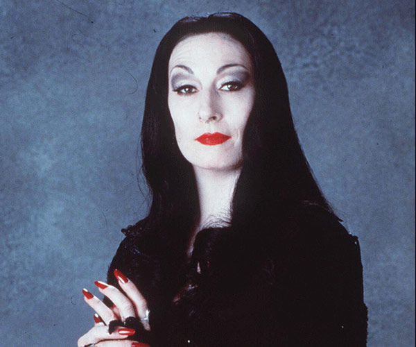 Dress Like Morticia Addams Costume Halloween And Cosplay Guides