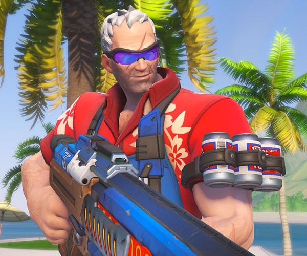 dd66c1de9 Dress Like Grillmaster Soldier:76 Costume | Halloween and Cosplay Guides