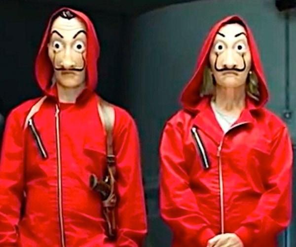 Dress Like Money Heist Robbers & Hostages Costume | Halloween and